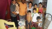Família carentes